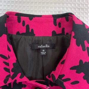 Rafaella Jackets & Coats - Rafaella Lightweight Coat Long Blazer Size 10